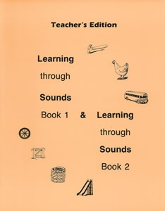 Learning Through Sounds Teacher Edition