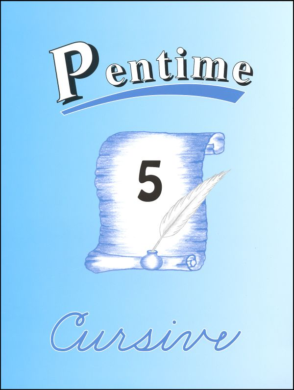 Pentime Handwriting Grade 5