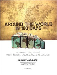 Around the World in 180 Days Extra Worksheets