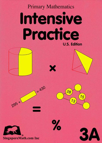 Primary Math 3A Intensive Practice (Singapore)