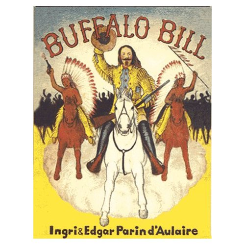 d'Aulaire: Buffalo Bill