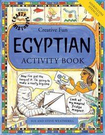 Egytian Activity Book