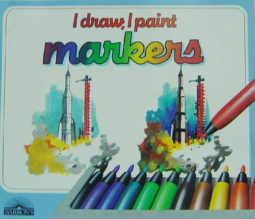 I Draw, I Paint: Markers