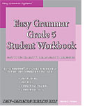 Easy Grammar 5; Student Workbook - Click Image to Close