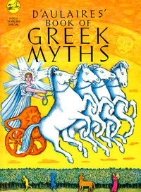 d'Aulaires: Book of Greek Myths