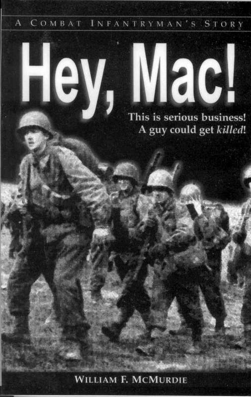 Hey Mac! This is Serious Business! A Guy could get killed