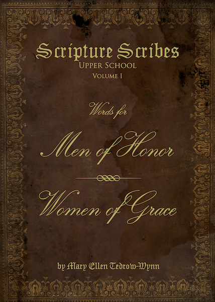 Scripture Scribes: Men of Honor, Women of Grace
