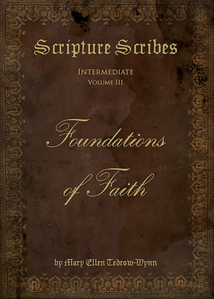 Scripture Scribes: Foundations of Faith