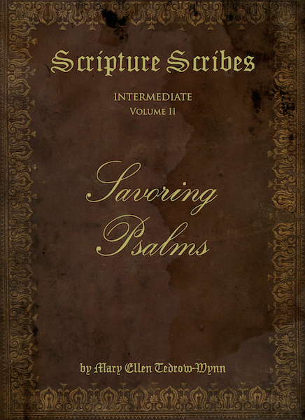 Scripture Scribes: Savoring Psalms (KJV)