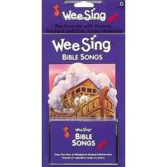 Wee Sing: Bible Songs (book with CD)
