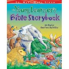 Young Learner's Bible Storybook