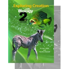 Apologia: Exploring Creation With Biology 2ND Ed. Textbook Set