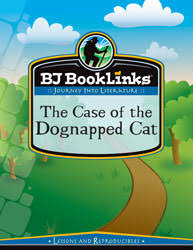 The case of the dog-napped cat guide only bju
