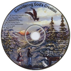 Considering God's Creation: CD-Rom