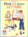 Learn with Dick and Jane: Letters