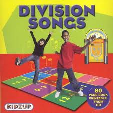 Division Songs (Book and CD)