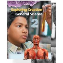 Apologia: Exploring Creation with General Science 2ND Ed. Textbk