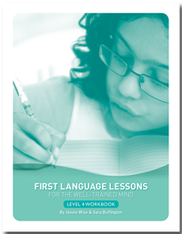 First Language Lessons Level 4 Workbook