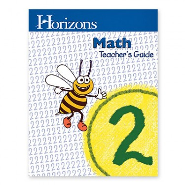 Horizons Math 2 Teacher's Guide