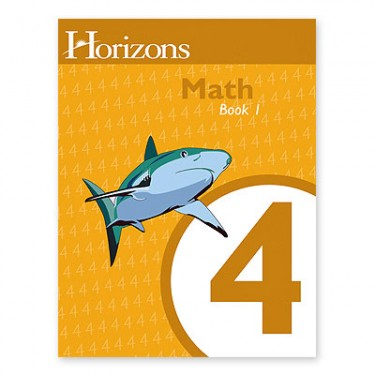 Horizons Math 4 Book 1