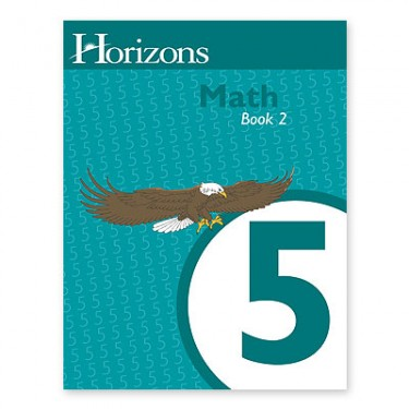Horizons Math 5 Book 2