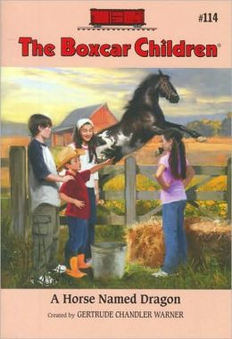 Boxcar Children #114: A Horse Named Dragon