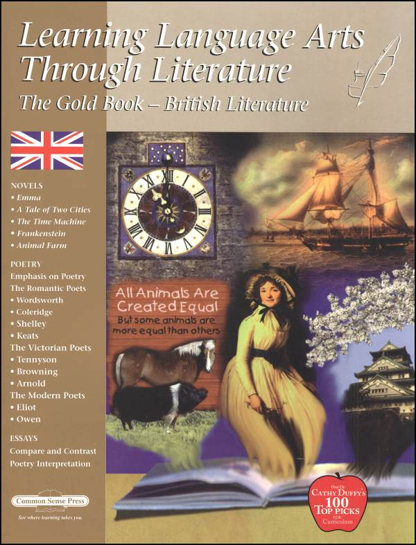 LLATL Gold Book: British Literature Teacher Book