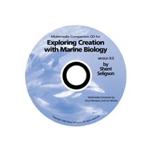 Apologia: Exploring Creation with Marine Biology COMPANION CD