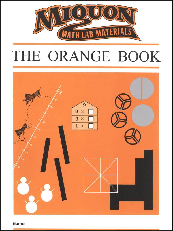 Miquon Math: Orange Book