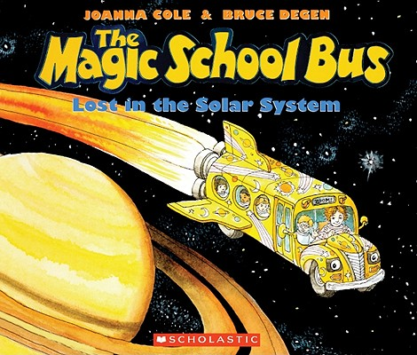 Magic School Bus: Lost in the Solar System