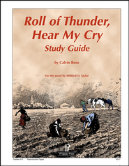 Roll of Thunder, Hear My Cry: Progeny Press Study Guide