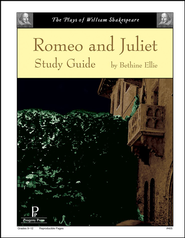 Romeo and Juliet: Progeny Press Study Guide