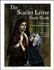 Scarlet Letter, The: Progeny Press Study Guide