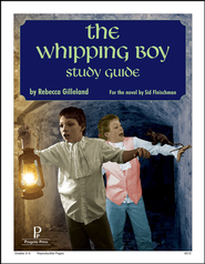 Whipping Boy: Progeny Press Study Guide