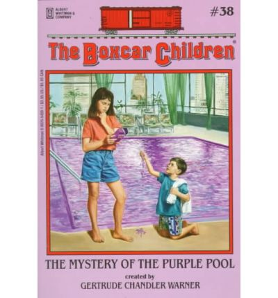 Boxcar Children #38: Mystery of the Purple Pool