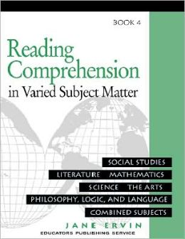 Reading Comprehension Book 4
