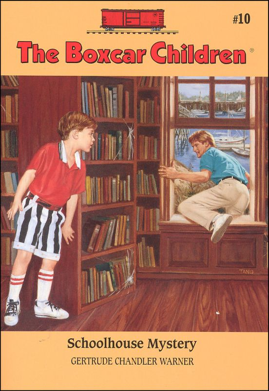 Boxcar Children #10: Schoolhouse Mystery
