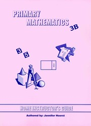 Primary Math 3B Home Instructor's Guide