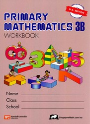 Primary Math 3B Workbook (Singapore)