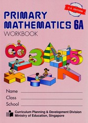Primary Math 6A Workbook (Singapore)