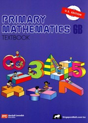 Primary Math 6B Textbook (Singapore)