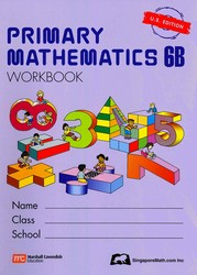 Primary Math 6B Workbook (Singapore)