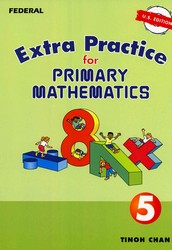 Primary Math 5 Extra Practice (Singapore)