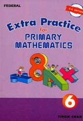 Primary Math 6 Extra Practice (Singapore)
