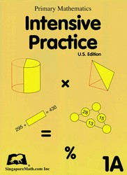 Primary Math 1A Intensive Practice (Singapore)