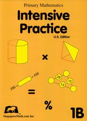 Primary Math 1B Intensive Practice (Singapore)