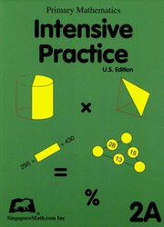 Primary Math 2A Intensive Practice (Singapore)