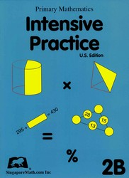 Primary Math 2B Intensive Practice (Singapore)