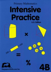 Primary Math 4B Intensive Practice (Singapore)