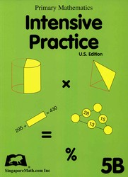 Primary Math 5B Intensive Practice (Singapore)